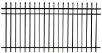 Fortress Fence Panel