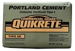 Quickrete Cement - 94 lbs bag